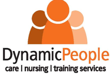 Dynamic People. - Logo